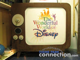 WORLD OF DISNEY Tinker Bell Fiber Optic Television Prop
