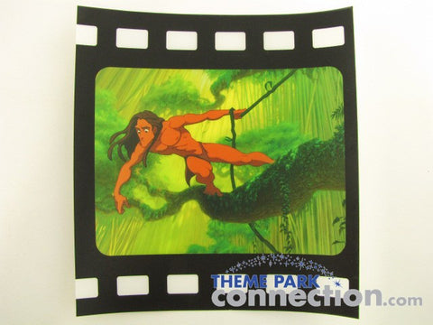 Disney Hollywood Studios Studio Store Film Reel Prop Tarzan Section