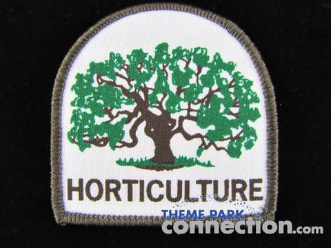 Walt Disney World Horticulture Cast Member Costume Patch