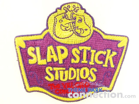 Walt Disney World Retired Innoventions Slap Stick Cast Costume Patch