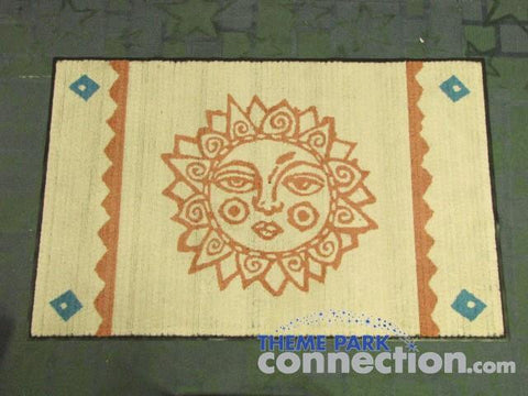 Walt Disney World Coronado Springs Resort Rug Carpet