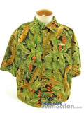 Walt Disney World Polynesian Resort Captain Cook's Cast Costume Shirt