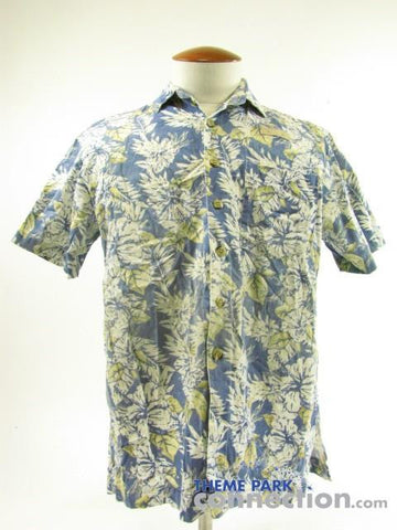 Disney Vero Beach Resort Cast Member Costume Button-Down Shirt