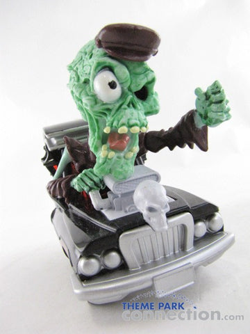 Creata MONSTER 500 ZOOM ZOMBIE Figure 2013 Lights & Sounds Big Car Toy