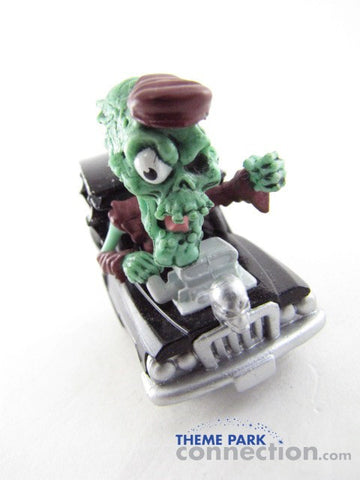 Creata MONSTER 500 ZOOM ZOMBIE Figure 2013 Die Cast Car Toy