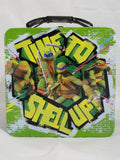 Teenage Mutant Ninja Turtles Time To Shell Up TMNT Metal Lunchbox