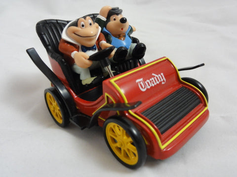 Disney Theme Park Collection Retired MR. TOAD'S WILD RIDE Die Cast Vehicle Toy