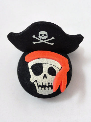 Disneyland Retired Park Exclusive Pirates Of The Caribbean Dead Men Tell No Tales Skull Antenna Topper