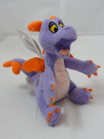 Walt Disney World Park Exclusive FIGMENT Magnetic Magnet Paws Plush Toy