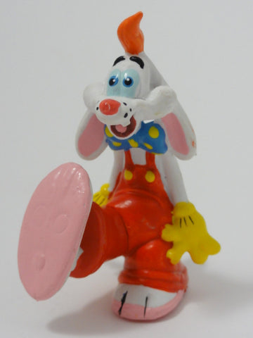 Disney Amblin Vintage 1987 Who Framed ROGER RABBIT PVC Figure Toy