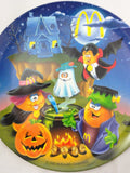 McDonald's Rare 1995 Chicken McNugget Buddies Halloween Collector Plate