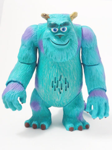 Disney Pixar MONSTERS INC. SULLY Retired 2001 Hasbro Toy Action Figure