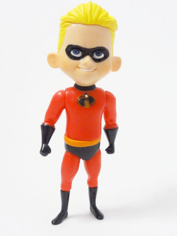 Disney Store Exclusive Pixar 2004 THE INCREDIBLES Toy DASH Light-Up Action Figure