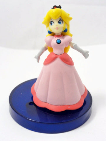 Nintendo Yujin Toy SUPER MARIO GALAXY Princess Peach Figure
