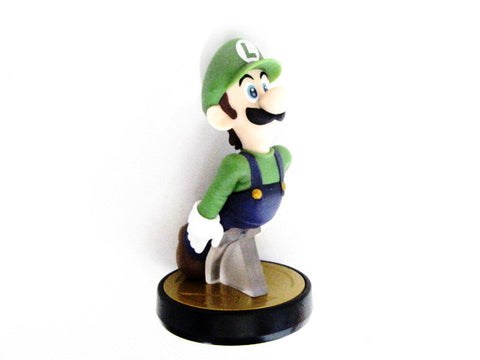Super Smash Bros. 2014 Luigi Nintendo Amiibo Figure