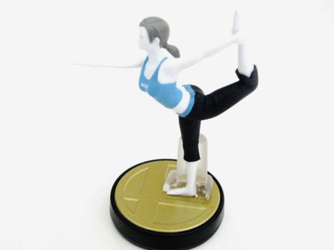 Super Smash Bros. 2014 Wii Fit Trainer Nintendo Amiibo Figure