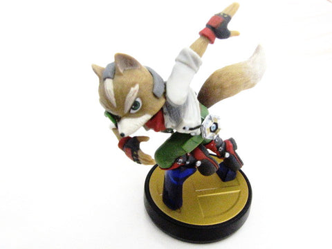 Super Smash Bros. 2014 Star Fox Nintendo Amiibo Figure