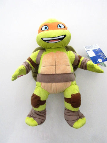 Teenage Mutant Ninja Turtles Michelangelo Build-A-Bear Plush