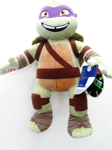 Teenage Mutant Ninja Turtles Donatello Build-A-Bear Plush