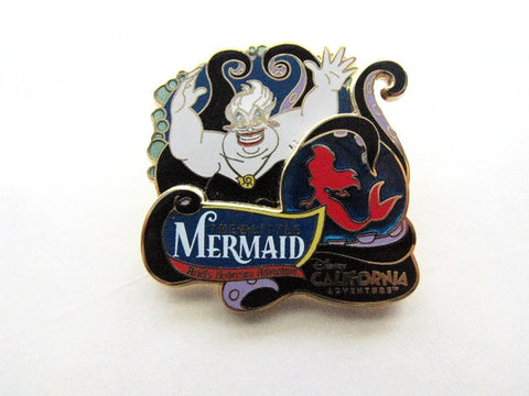 Disney California Adventure Ariel's Undersea Adventure 2011 Pin