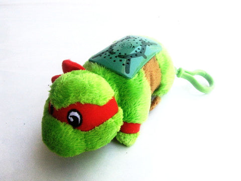 Teenage Mutant Ninja Turtles Raphael Mini Dream Lites Keychain