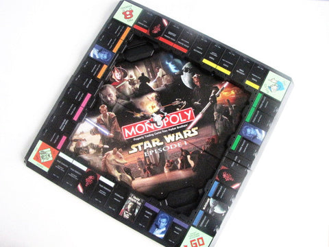 Star Wars Episode I: The Phantom Menace Collector's Edition Monopoly