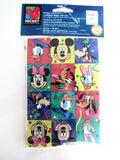Disney 1990's Mickey And Friends Party Lollipop Bags