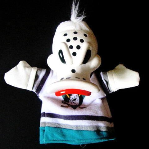 Walt Disney ABC Television 1996 Mighty Ducks Hand Puppet