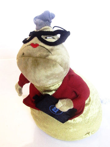Disney Store Pixar 2001 Monsters, Inc. Roz Plush