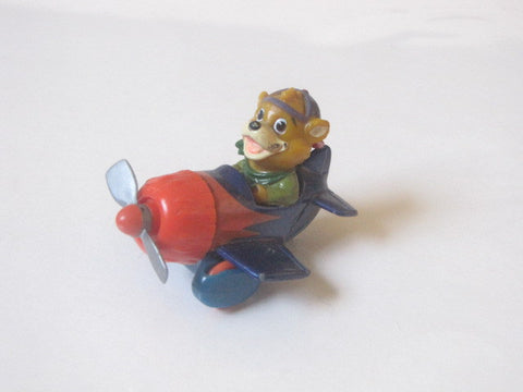 Tale Spin 1990 Kit Cloudkicker McDonald's Disney Kids Meal Toy Car