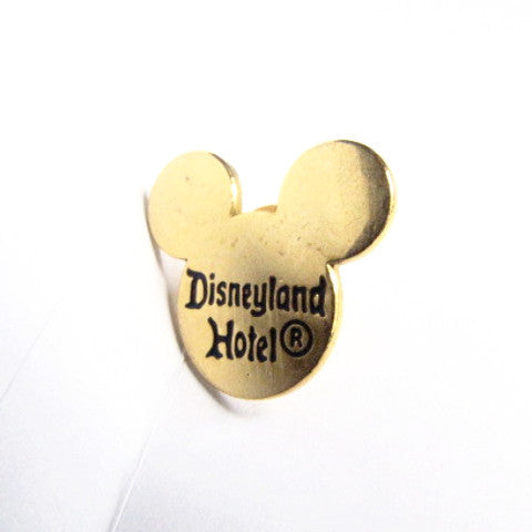 Disneyland Hotel 1990's Mickey Mouse Icon VIP Pin
