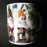 Walt Disney Snow White And The Seven Dwarfs Bean Bags Ceramic Mug