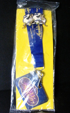 Disney 2004 Aladdin Special Edition DVD Release Pins & Lanyard
