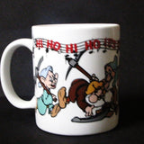 Walt Disney Snow White And The Seven Dwarfs Linyi Ceramic Mug