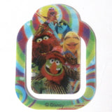 Disney Lenticular Muppets Dr. Teeth And The Electric Mayhem Bookmark