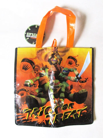 Teenage Mutant Ninja Turtles 2014 Halloween Trick Or Treat Tote