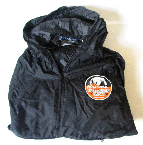 Mickey's Not So Scary Halloween Party 2002 WDW Compact Rain Jacket