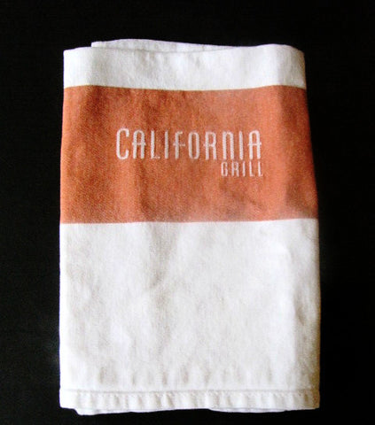 Walt Disney World Contemporary Resort California Grill Table Napkin