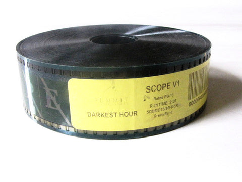 Darkest Hour 2011 Sci-Fi Movie Summit Entertainment Trailer 35mm Film