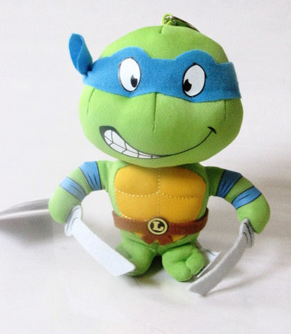 Teenage Mutant Ninja Turtles Leonardo Comic Images Plush