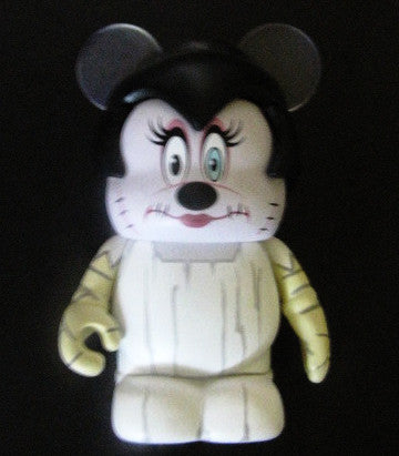 Disney Parks 2011 LE Minnie Bride Of Frankenstein Vinylmation Figure
