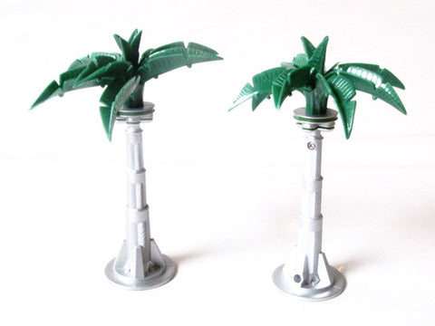 Walt Disney Parks Electric Palm Tree Monorail Toy Accessories