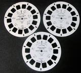 Disney 1984 Donald Duck's Vacation View-Master 3 Reel Set