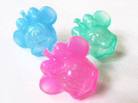 Walt Disney Retired Minnie Mouse Reuasable Ice Cubes (3)