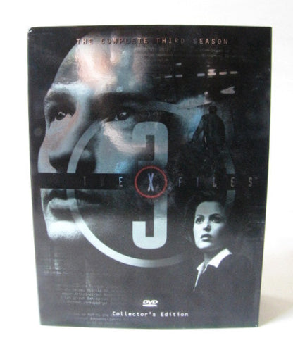 The X Files Original TV Series Complete Third Season DVD Set