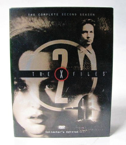 The X Files Original TV Series Complete Second Season DVD Set