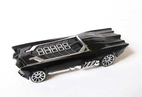 DC Universe 2012 Batman Hot Wheels Die Cast Toy Car