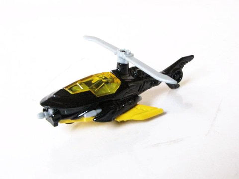 Batman Begins 2011 Batcopter Hot Wheels Die Cast Toy Car
