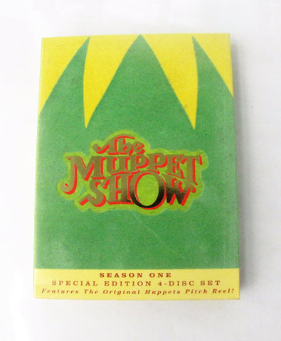 The Muppet Show Season One Special Edition DVD Series Set