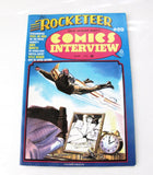Comics Interview #89 The Rocketeer 1990 Magazine Issue